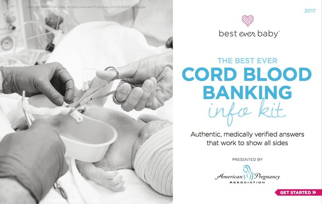 cord blood banking info kit